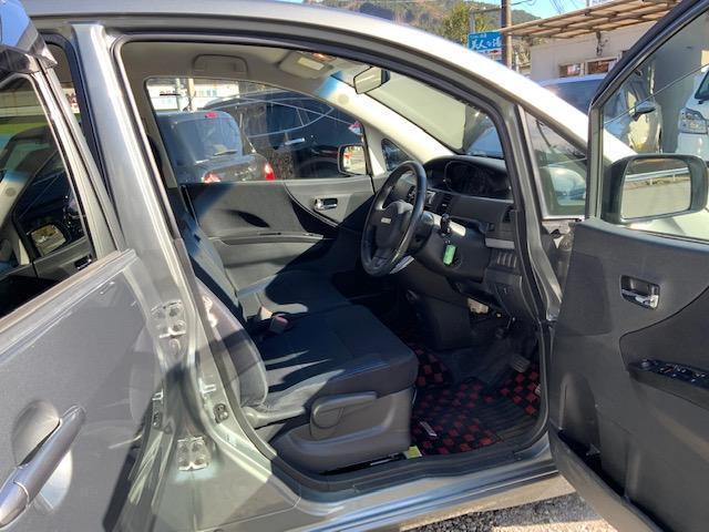 カスタム RS ターボ キーフリー オートエアコン 16インチ純正アルミ HIDヘッドライト フォグ(9枚目)