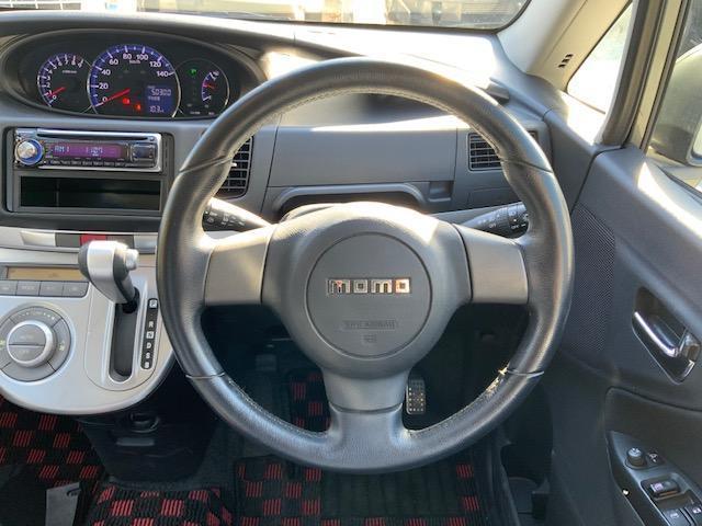 カスタム RS ターボ キーフリー オートエアコン 16インチ純正アルミ HIDヘッドライト フォグ(24枚目)