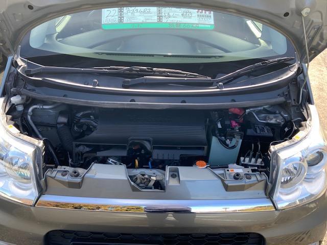 カスタム RS ターボ キーフリー オートエアコン 16インチ純正アルミ HIDヘッドライト フォグ(46枚目)