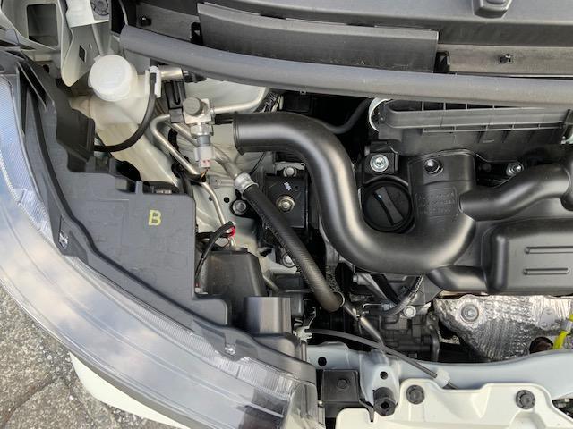 カスタム XリミテッドII SAIII ケンウッド新品ナビ パノラマモニター 運転席シートヒーター オートライト オートマチックハイビーム スマートアシスト3(44枚目)