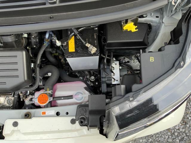 カスタム XリミテッドII SAIII ケンウッド新品ナビ パノラマモニター 運転席シートヒーター オートライト オートマチックハイビーム スマートアシスト3(45枚目)