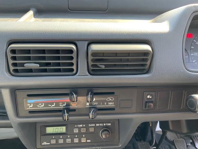 4WD 荷台と背面塗装仕上げ済み タイミングベルトH29.1.17交換済み エアコンレス(35枚目)