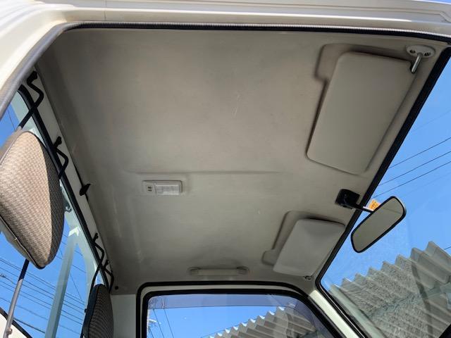 4WD 荷台と背面塗装仕上げ済み タイミングベルトH29.1.17交換済み エアコンレス(40枚目)