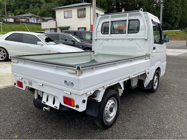 FC エアコン パワステ パートタイム4WD 高低二段切替式 5MT(8枚目)
