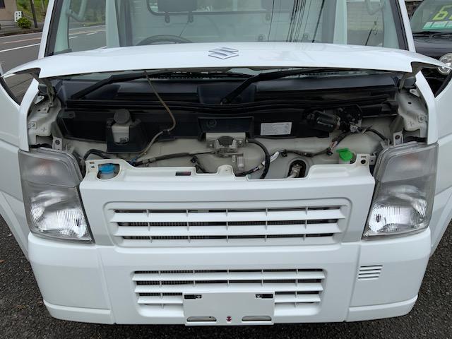 FC エアコン パワステ パートタイム4WD 高低二段切替式 5MT(42枚目)