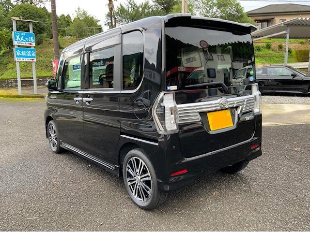 カスタムRS トップエディションSAIII 両側パワースライドドア LEDヘッドライト LEDフォグ オートライト オートハイビーム オートエアコン スマートアシスト 運転席シートヒーター キーフリー オート電動格納ミラー ターボ(7枚目)