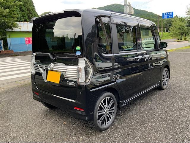 カスタムRS トップエディションSAIII 両側パワースライドドア LEDヘッドライト LEDフォグ オートライト オートハイビーム オートエアコン スマートアシスト 運転席シートヒーター キーフリー オート電動格納ミラー ターボ(9枚目)