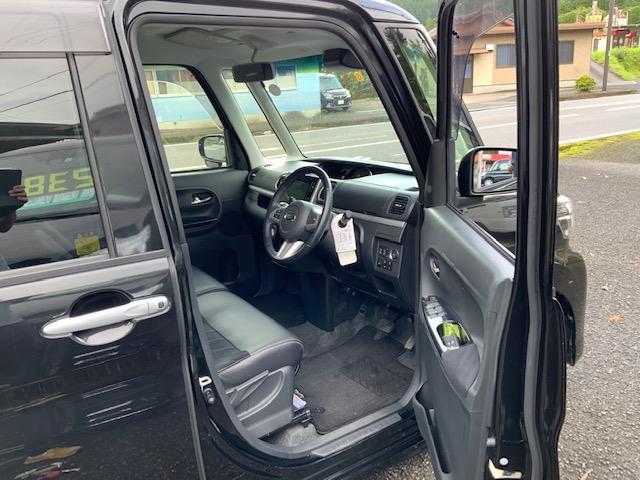 カスタムRS トップエディションSAIII 両側パワースライドドア LEDヘッドライト LEDフォグ オートライト オートハイビーム オートエアコン スマートアシスト 運転席シートヒーター キーフリー オート電動格納ミラー ターボ(11枚目)