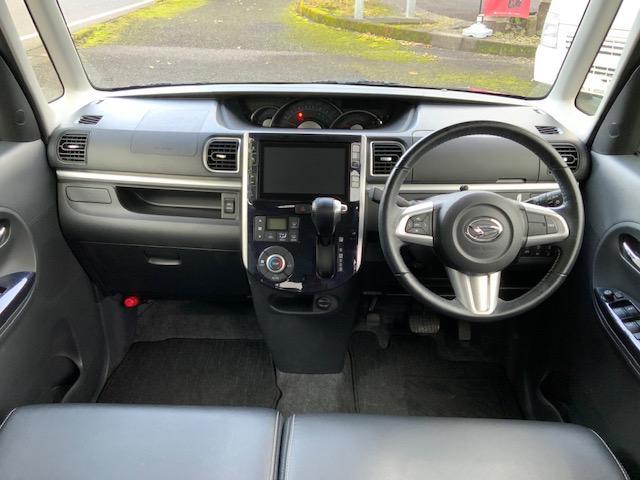 カスタムRS トップエディションSAIII 両側パワースライドドア LEDヘッドライト LEDフォグ オートライト オートハイビーム オートエアコン スマートアシスト 運転席シートヒーター キーフリー オート電動格納ミラー ターボ(26枚目)