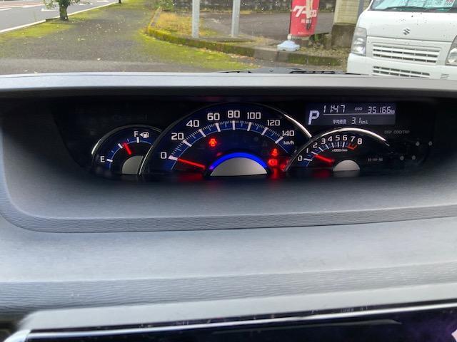 カスタムRS トップエディションSAIII 両側パワースライドドア LEDヘッドライト LEDフォグ オートライト オートハイビーム オートエアコン スマートアシスト 運転席シートヒーター キーフリー オート電動格納ミラー ターボ(34枚目)