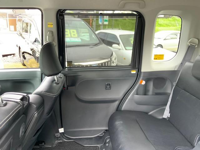 カスタムRS トップエディションSAIII 両側パワースライドドア LEDヘッドライト LEDフォグ オートライト オートハイビーム オートエアコン スマートアシスト 運転席シートヒーター キーフリー オート電動格納ミラー ターボ(41枚目)