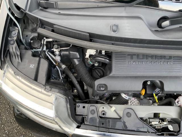 カスタムRS トップエディションSAIII 両側パワースライドドア LEDヘッドライト LEDフォグ オートライト オートハイビーム オートエアコン スマートアシスト 運転席シートヒーター キーフリー オート電動格納ミラー ターボ(53枚目)