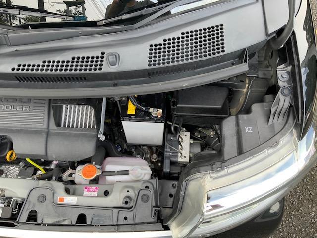 カスタムRS トップエディションSAIII 両側パワースライドドア LEDヘッドライト LEDフォグ オートライト オートハイビーム オートエアコン スマートアシスト 運転席シートヒーター キーフリー オート電動格納ミラー ターボ(54枚目)