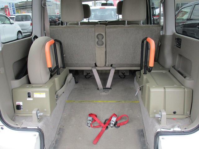 車椅子移動車 福祉車両(11枚目)
