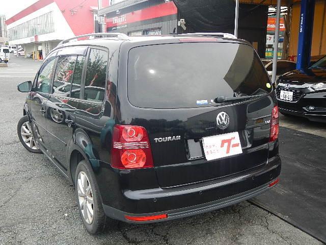 「フォルクスワーゲン」「VW ゴルフトゥーラン」「ミニバン・ワンボックス」「熊本県」の中古車11