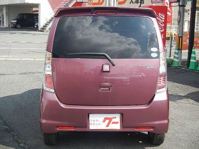 「スズキ」「ワゴンRスティングレー」「コンパクトカー」「熊本県」の中古車7