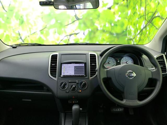 15B 社外 7インチ メモリーナビ/ETC/EBD付ABS/エアバッグ 運転席/エアバッグ 助手席/パワーウインドウ/キーレスエントリー/オートエアコン/パワーステアリング/FF/マニュアルエアコン 禁煙車(4枚目)