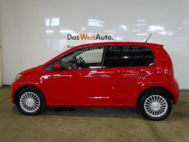 「フォルクスワーゲン」「VW アップ!」「コンパクトカー」「熊本県」の中古車4
