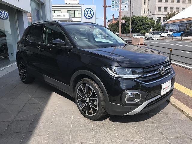 「フォルクスワーゲン」「T-クロス」「SUV・クロカン」「熊本県」の中古車6