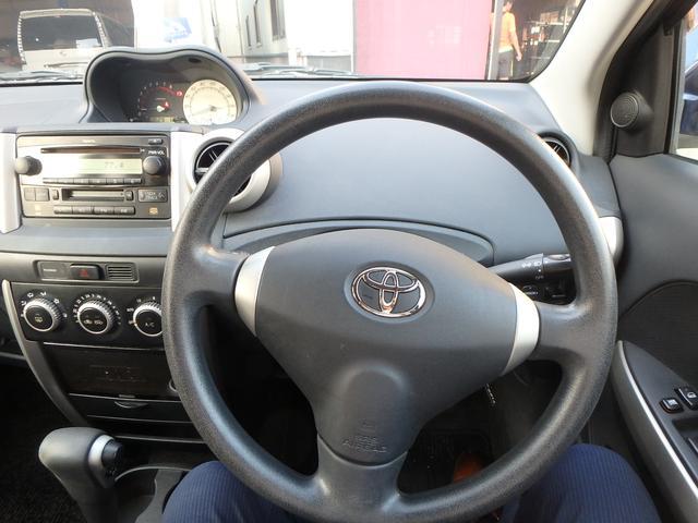 トヨタ イスト 1.3F Lエディション キーレス CD HID