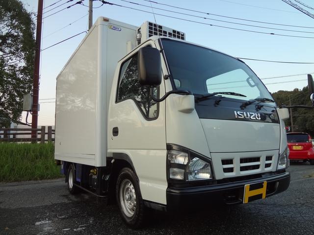 いすゞ エルフトラック 冷蔵冷凍車 -30℃設定 スタンバイ付き