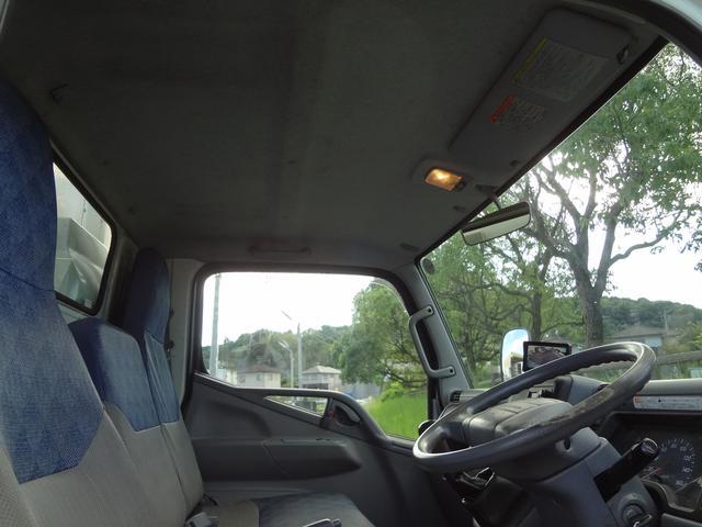 三菱ふそう キャンター 冷蔵冷凍車 -30℃設定 スタンバイ付き 車輌総重量5t未満