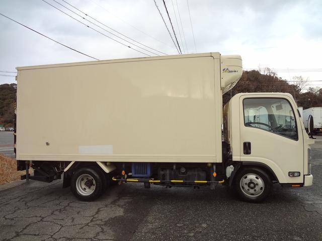 冷蔵冷凍車 -30℃設定 スタンバイ装置(4枚目)