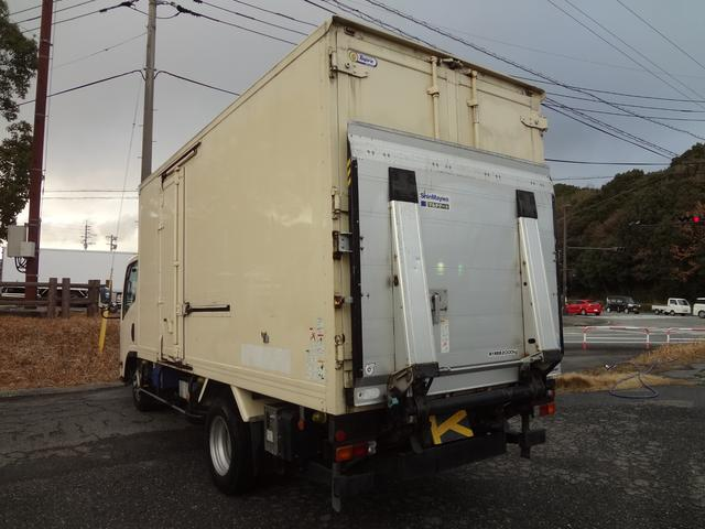 冷蔵冷凍車 -30℃設定 スタンバイ装置(9枚目)