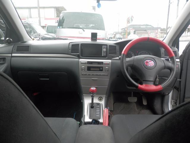 トヨタ アレックス XS150 Sエディション  HDDナビ