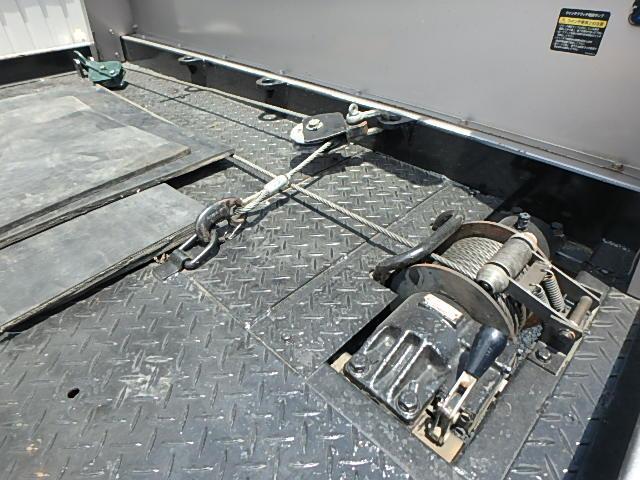 三菱ふそう ファイター カスタム270馬力 電動キャブ 電動キャブ アルコアAW7本