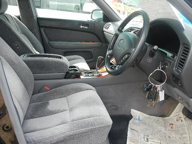 トヨタ セルシオ C仕様 Fパッケージ パワーシート オートクルーズ アルミ