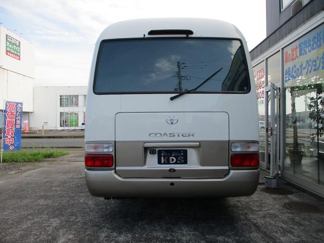 「トヨタ」「コースター」「その他」「鹿児島県」の中古車5
