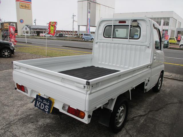 4WD エアコン パワステ(4枚目)