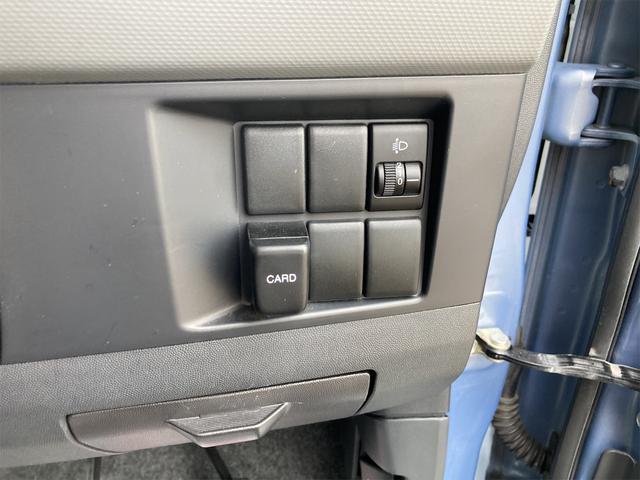 FX CD キーレスエントリー 電動格納ミラー ベンチシート AT 盗難防止システム エアコン パワーステアリング 走行距離34921km(7枚目)