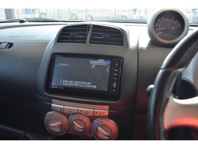 ダイハツ ブーン X4ハイグレードパック メモリナビフルセグ 車高調 15AW