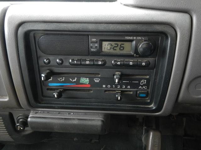 日産 アトラストラック WキャブDX ETC エアコン