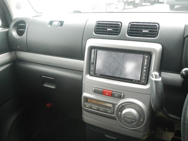 ダイハツ ムーヴコンテ カスタム RS HDDナビTV Pシート ワンオーナー