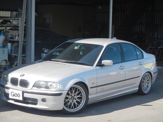 BMW BMW 320i BBS15AW キーレス CD