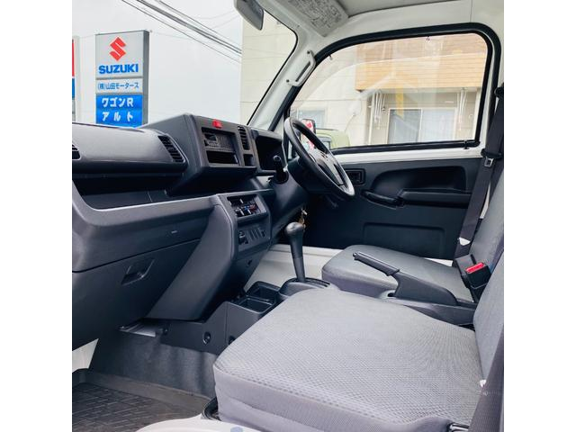 スタンダード 4WD エアコン パワステ ドアバイザー フロアマット 3方開き ライトレベライザー 荷台ゴムマット(12枚目)