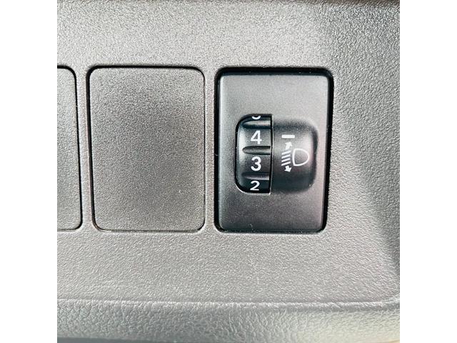 スタンダード 4WD エアコン パワステ ドアバイザー フロアマット 3方開き ライトレベライザー 荷台ゴムマット(15枚目)