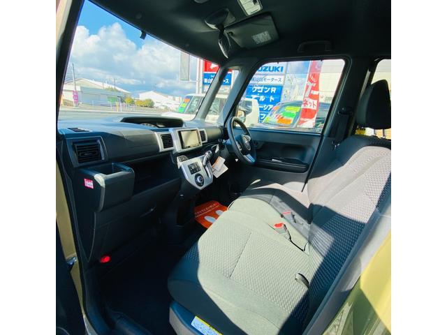L SA 社外ナビTV バックモニター 片側パワースライドドア エコアイドル レーダーブレーキサポート ETC キーフリー プッシュスタート(9枚目)