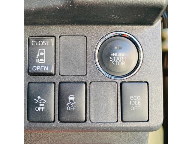 L SA 社外ナビTV バックモニター 片側パワースライドドア エコアイドル レーダーブレーキサポート ETC キーフリー プッシュスタート(16枚目)