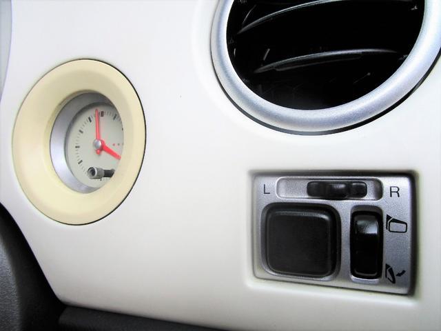 スズキ アルトラパン L ホワイトアルミ アンダーエアロ キーレス 電動格納ミラー