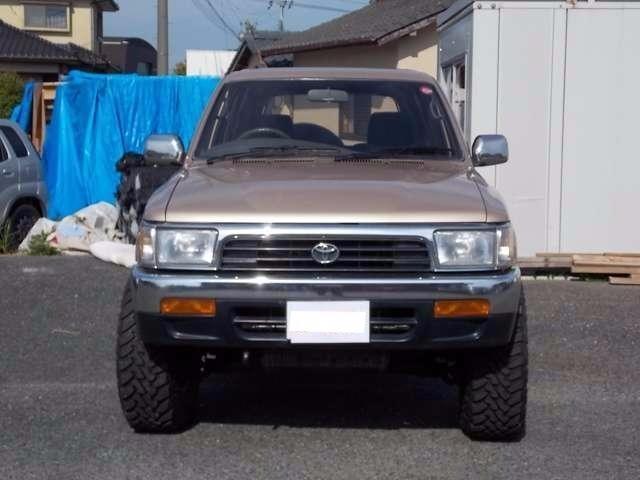トヨタ ハイラックスサーフ SSR-Vリミテッド ワイド ディーゼルターボ 4WD