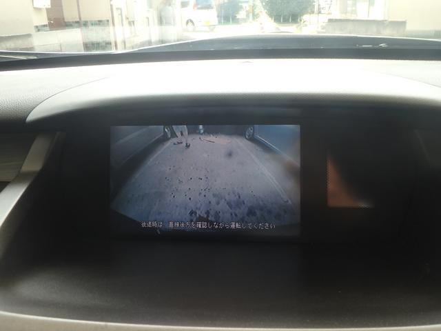 アブソルート サンルーフ レザーシート HDDインターナビ(7枚目)