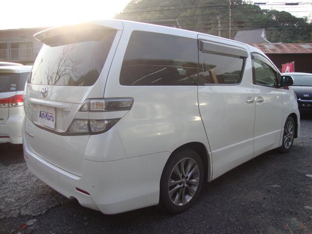「トヨタ」「ヴェルファイア」「ミニバン・ワンボックス」「鹿児島県」の中古車7