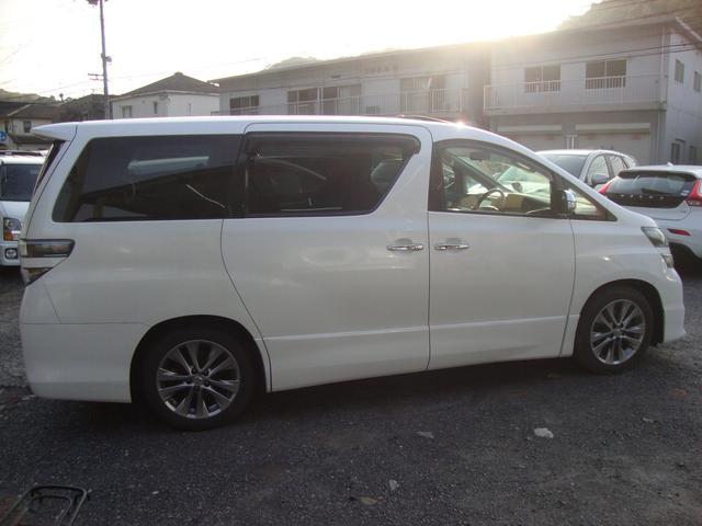 「トヨタ」「ヴェルファイア」「ミニバン・ワンボックス」「鹿児島県」の中古車8