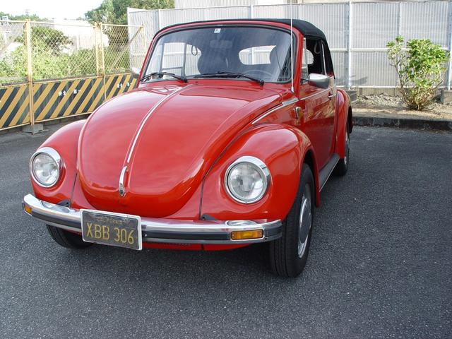 「フォルクスワーゲン」「VW ビートル」「オープンカー」「熊本県」の中古車7