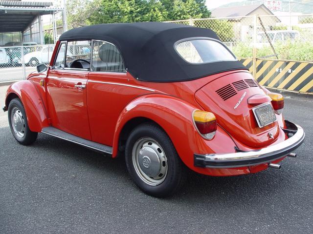 「フォルクスワーゲン」「VW ビートル」「オープンカー」「熊本県」の中古車9