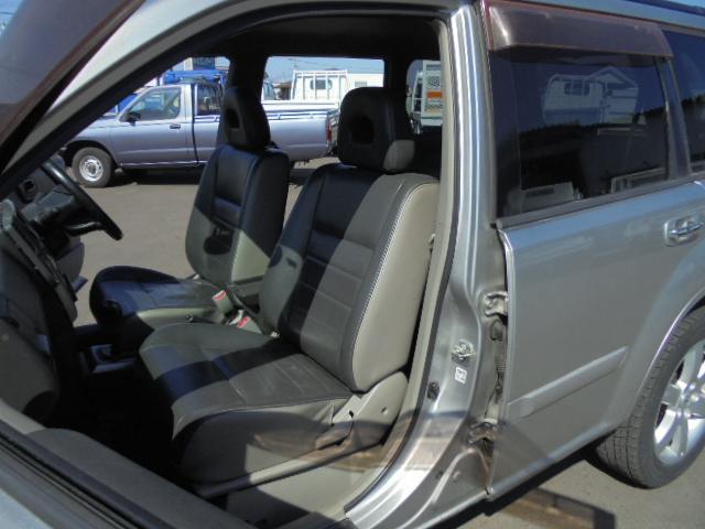 Xtt 4WD カブロンシート スマートキー シートヒーター(4枚目)